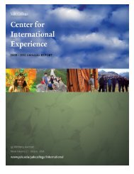 2010 Annual Report - Yale University