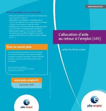 ARE Plus de 50 ans - ref.510 - ATD Quart Monde France