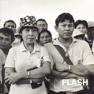 Flash #1 February–May - Centre for Contemporary Photography