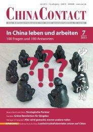 In China leben und arbeiten - Beijing by Beijing - German Centres