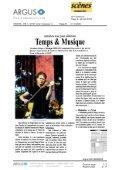 Table des matières 05.10.2009 - Conservatoire de Musique de ... - Page 4