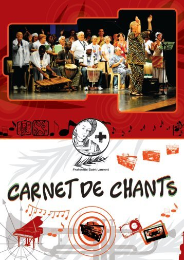 Carnet de chants - Diocèse Fréjus-Toulon
