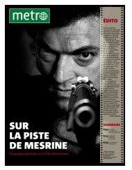 Mesrine en PDF - Metro