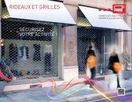Rideaux et grilles - ISEA France