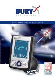 RWS-096 Nissan Parrot Bluetooth ISO Adaptor Lead