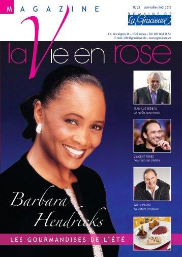 N° 21 Juin/Juillet/Août 2012 - Domaine de la gracieuse