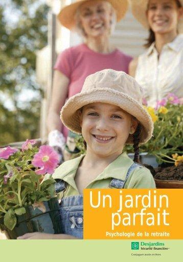 Un jardin parfait - Desjardins Assurances