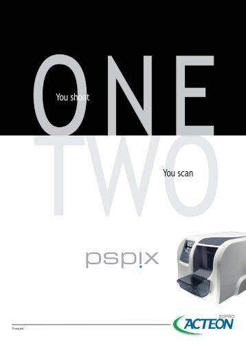Téléchargez la brochure PSPIX - Acteon Products