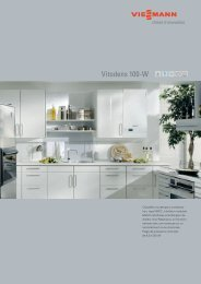 Vitodens 100-W - Viessmann