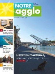 Navettes maritimes, - Thau Agglo