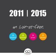 Lire la plaquette - (CCI) de Loir et Cher