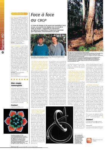 Sciences au Sud n°20 - Planète IRD ( PDF , 353 Ko)