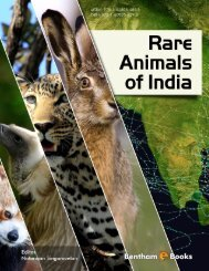 Rare Animals of India - Bentham Science