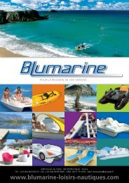 Télécharger le catalogue (PDF) - Blumarine
