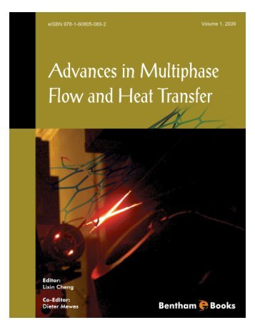 Advances in Multiphase Flow and Heat Transfer ... - Bentham Science