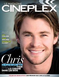 HemswortH - Cineplex.com