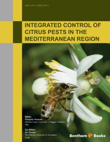 Integrated Control of Citrus Pests in the ... - Bentham Science
