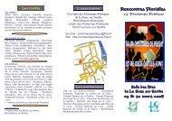 Rencontres Plurielles 29 & 30 mars 2008 - Printemps Poétique La ...