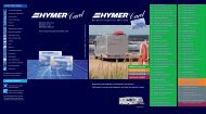HY-10135 Hc-Kooperationspartner nr01 ... - Hymer AG