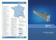La poutre sécurisée - KP1