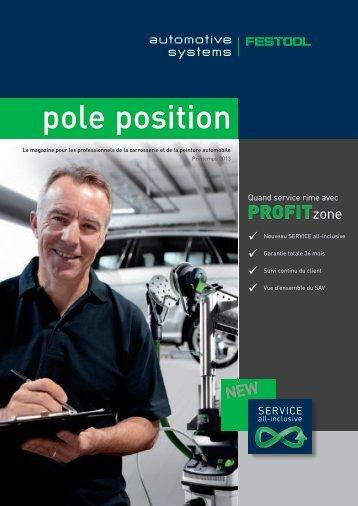 Télécharger le Pole Position - Festool