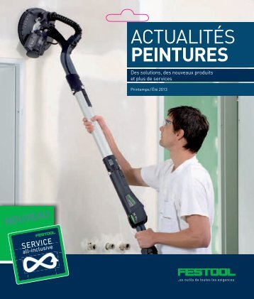 Télécharger la brochure (PDF 3,1 Mo) - Festool