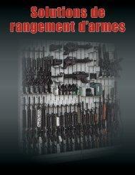 Solutions de rangement d'armes - Dasco Data Products