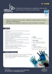 Socle des compétences transversales - Groupe IGS