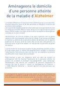 """""""Rester chez soi avec la maladie d'Alzheimer"""" Comment adapter et ... - Page 3"""