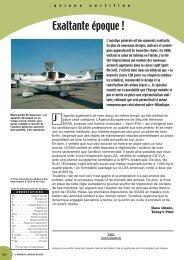 Exaltante époque ! - Flying-directory.com