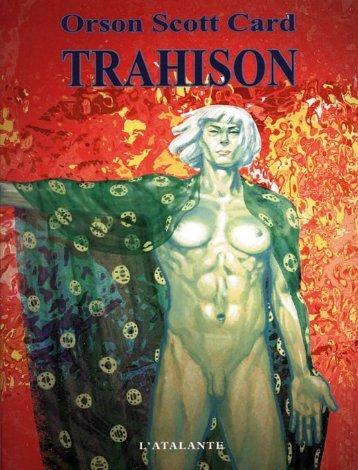 Orson Scott Card Trahison