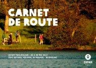 téléchargez le carnet de route des marcheurs - Oxfam Trailwalker