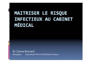 Dr Carine Brocard - Le Havre - Santé