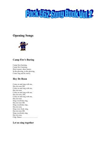 Opening Songs - Horntip