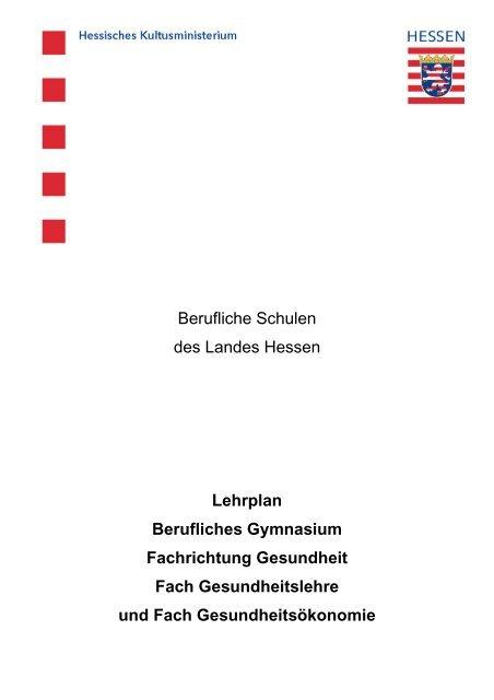 kerncurriculum hessen biologie