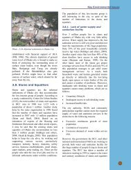 Key Environmental Issues 3.8. Slums and Squatters - Regional ...