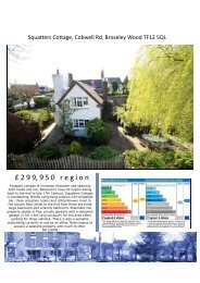 Squatters Cottage, Broseley Wood - Expert Agent
