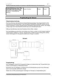 Kieselaufbereitungsanlage - Instandhaltung - Berufliche Bildung in ...