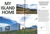 My Island Home - MIT Architecture