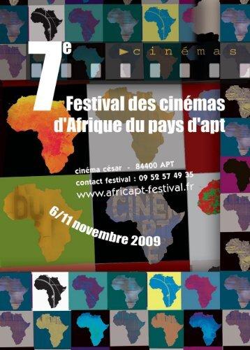 Télécharger - Festival des cinémas d'Afrique