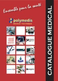 catalogue medical - Polymedis