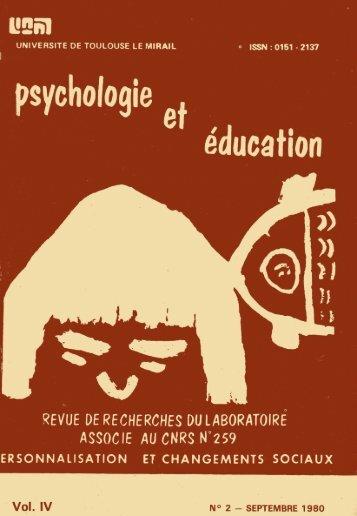 psychologie et - Pierre TAP