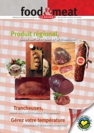 juin 2012 - Food en meat