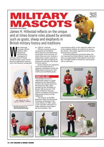 British Regimental Mascots - Asoundstrategy