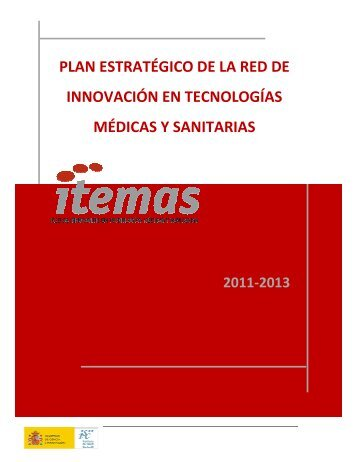 1. Plan Estratégico Red ITEMAS vf