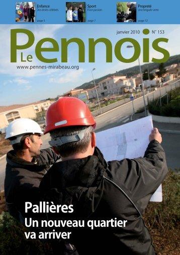 Janvier 2010 - Les Pennes-Mirabeau