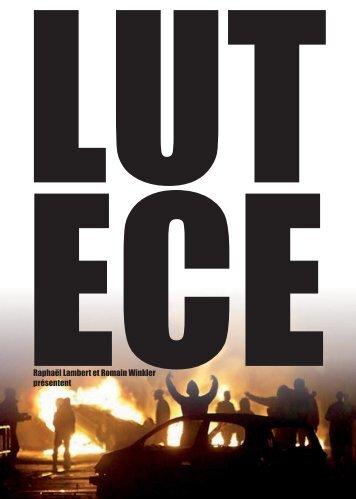Lutece-synopsis - Raphaël Lambert
