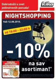 NIGHTSHOPPING
