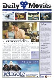 « Les noces rebelles » - Daily Movies