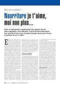 Dossier : Sport et alimentation - USEP 31 - Page 2
